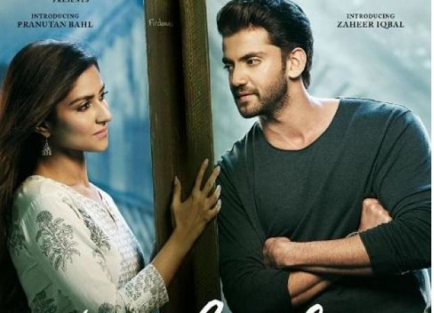 Notebook poster out, check out the Zaheer Iqbal's loving gaze at Pranutan Bahl from the love saga