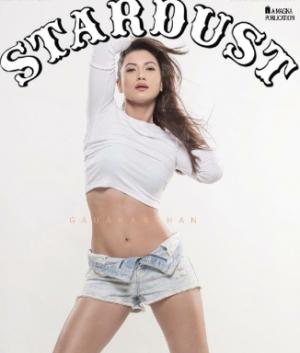 Ex beau Kushal Tondon commented on Gauahar Khan's magazine cover
