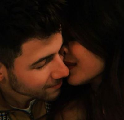 Priyanka Chopra shares an intimate photo with hubby on Valentine's Day, check it out here