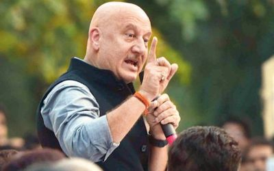 'Shut up' Anupam Kher warns haters expressing angst over Pulwama terror attacks, watch video here