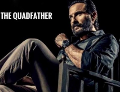 Sister Saba Ali Khan is counting down hours until Saif becomes a 'Quadfather'