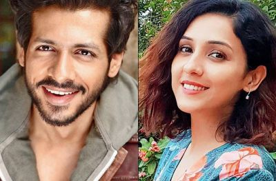 Neeti Mohan's first photo from her wedding with Nihaar Pandya out, check out the adorable couple here