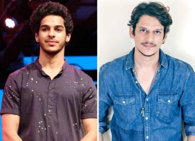 Ishaan Khatter raps for Gully Boy actor Vijay Varma in true street style, check out the video here