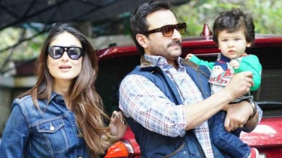 Daddy Saif Ali Khan thanks fans for love as Kareena Kapoor welcomes a baby boy
