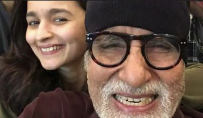 Alia Bhatt receives a special note from Amitabh Bachchan for Gully Boy, check it out here