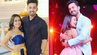 Neha Kakkar slams fake news for trolling ex-boyfriend Himansh Kohli