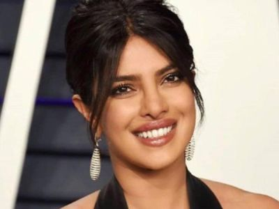 Priyanka Chopra is back in India with her 'best travel buddy', guess who?
