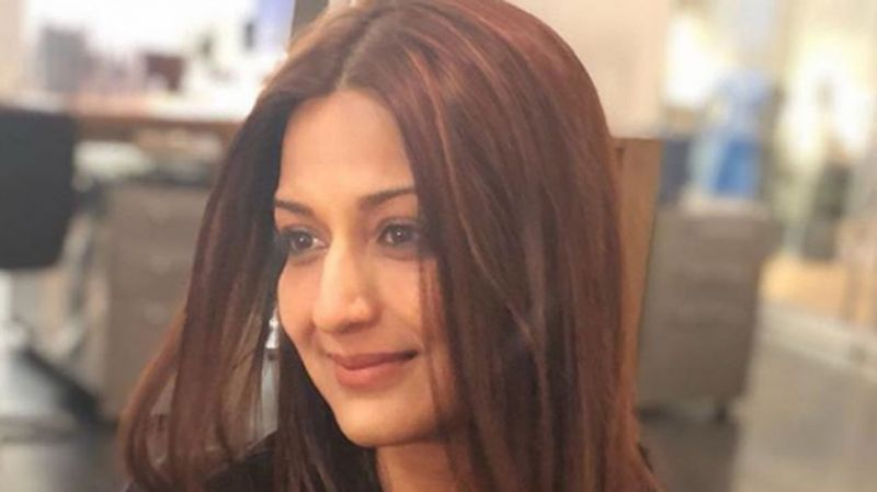 Sonali Bendre with  hopes for a healthier and happier 2019 shares throwback pictures