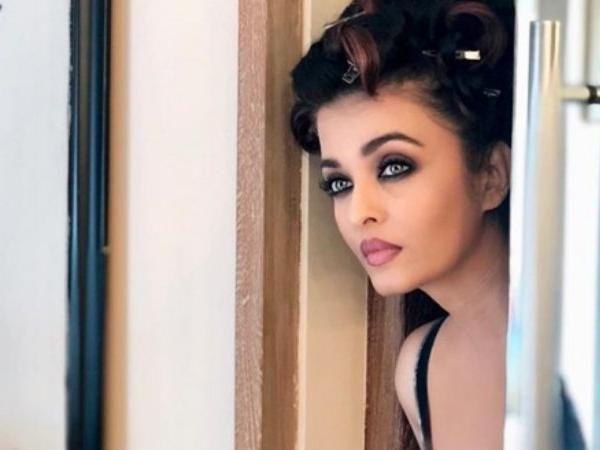 See pic -Aishwarya Rai Bachchan looks  too hot  to handle in 2019 post