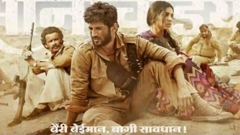 Sushant Singh Rajput starrer Sonchiriya Trailer to be released on this date