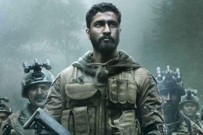 Uri box office collection : Vicky Kaushal's film gain victory on Day 1, mints Rs 8.20 crore