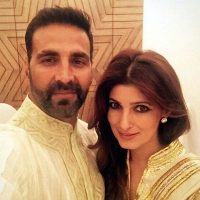 Akshay Kumar don't scare of Villains but from his wife: Sonam Kapoor