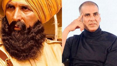 How passionate is Akshay Kumar, the reason behind Akki bald is here