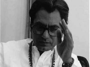 Nawazuddin Siddiqui says Thackeray's release isn't about any political motive, but his birthday