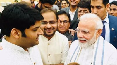 Kapil Sharma feels PM Narendra Modi has a great sense of humour