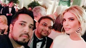 Mika Singh attended pre-inaugration dinner organized by Donald Trump