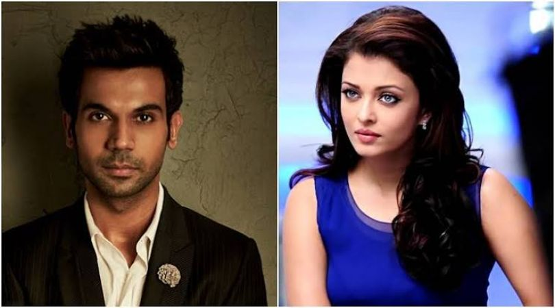 Rajkummar Rao opens up about his crush on Aishwarya Rai Bachchan on Koffee With Karan 6