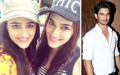 Nupur Sanon and Sushant Singh Rajput in the remake of ' The Fault in Our Stars?