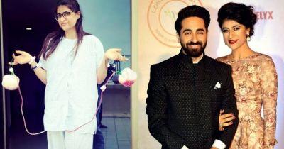 Ayushmann Khurrana calls wife Tahira Kashyap Smart, selfless and sexy'