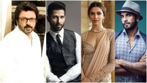 Finally Deepika, Shahid and Ranveer voiced their words on incident