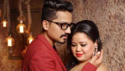 Bharti Singh wishes 'Happy Birthday to her life' in an adorable way, check it out here