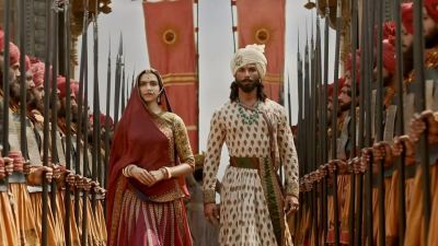 Padmaavat earned Rs 142 crores, which is a big relief for the filmmaker Bhansali