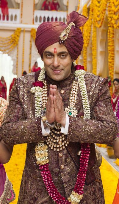Salman Khan got Married , the video came out!
