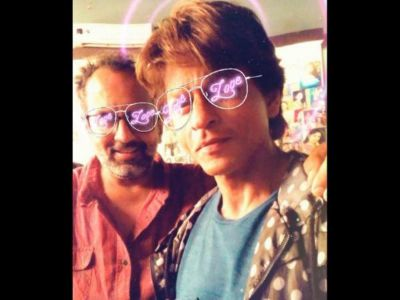 Its all about love: Shahrukh Khan shared an adorable picture from the sets of zero