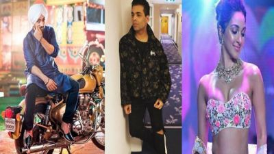 Diljit Dosanjh and Kiara Advani can be the second couple in Karan Johar's next