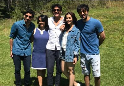 """Nagarjuna joins Brahmastra's cast for the shoot of his """"Special"""" role"""