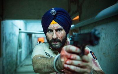 Saif Ali Khan trolled for playing turbaned Sikh in Netflix series sacred games