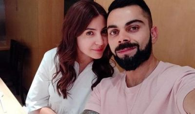 Virat shares a meal with his bestest Anushka