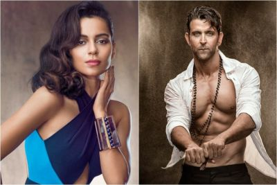 Kangana Ranaut and Hrithik Roshan's rivalry will now be observed on Indian cinema