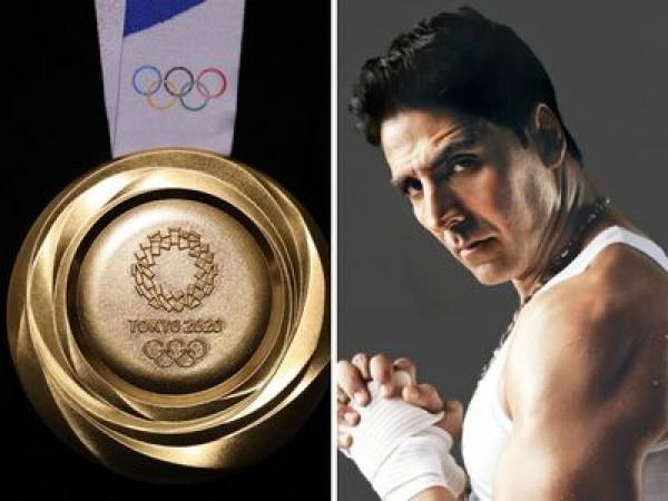 टोक्यो ओलंपिक में टीम इंडिया के चीयरलीडर बने सुपरस्टार अक्षय कुमार