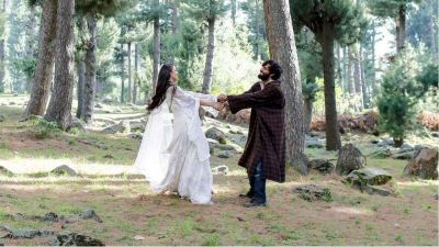Laila Majnu first look released: The couple unfolds the mystery and chemistry