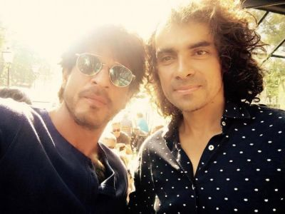 Shahrukh Khan compliments Imtiaz Ali and compares him with Yash Chopra