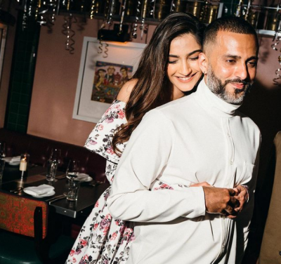 Sonam Kapoor penned sweet birthday note for her husband Anand Ahuja, See post