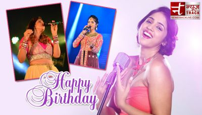 Birthday Special: Mauli Dave is a singer as well as an actress!