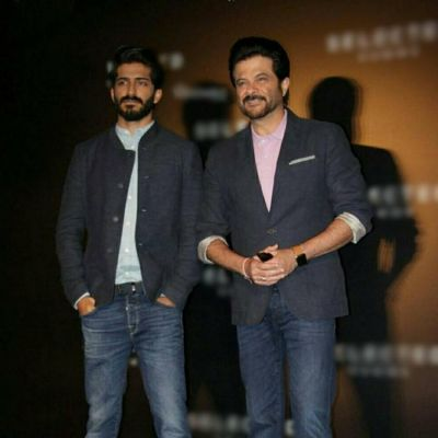 Why did Anil Kapoor never want son Harshvardhan to be with him?