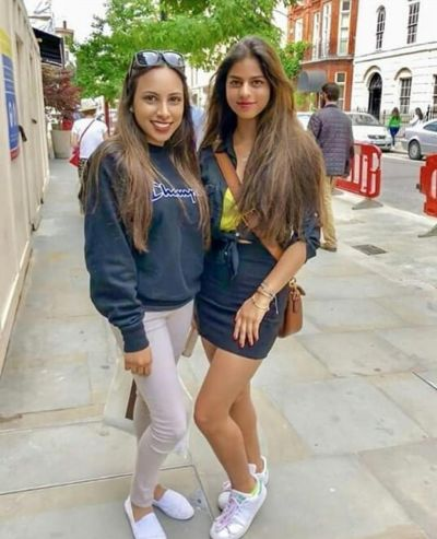 Suhana Khan's Picture going viral on the internet: Star kids