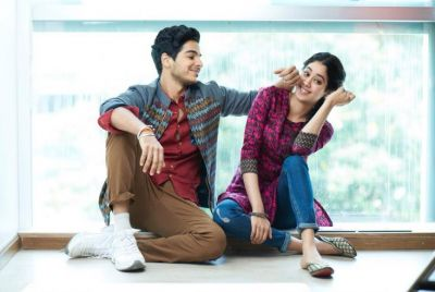 Dhadak : New poster of the movie out!
