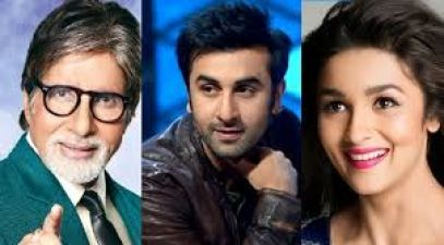 Amitabh Bachchan finds his brahmastra co-stars cute
