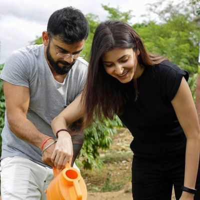 Anushka Sharma screams at a man for throwing garbage on the road