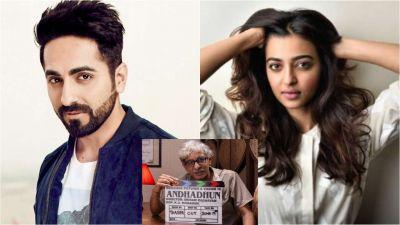 Padman Girl will be seen in Ayushmann's new film 'Andha dhun'