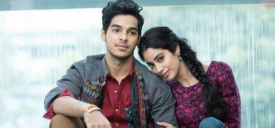 Mumbai Police makes trolls on Jahnavi and Ishaan's Dhadak