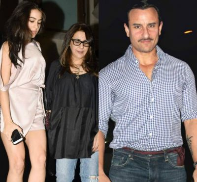 Amrita Singh slams Saif Ali Khan over his nervousness regarding Sara's career