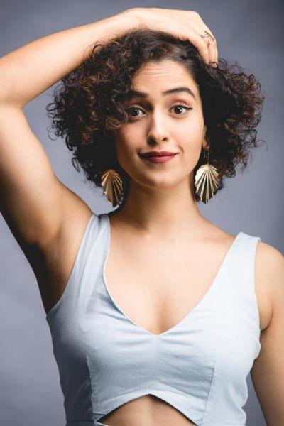 Dangal girl Sanya Malhotra approached for Mira Nair's upcoming project