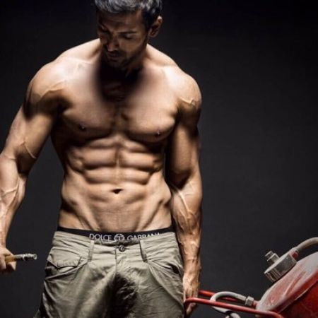 John Abraham started working for his upcoming patriotic films Romeo, Akbar, and Walter