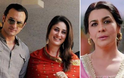 Saif Ali Khan rubbishes the rumours of having tiff with former wife Amrita Singh