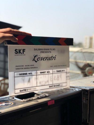 Aayush Sharma starrer 'Loveratri' goes on floor